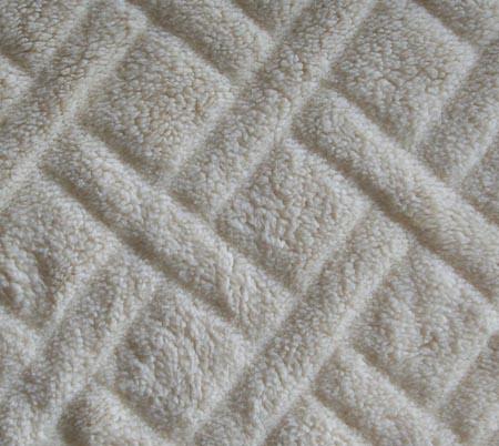 珊瑚绒系列; 提花摇粒绒-绍兴市博可纺织品有限公司